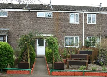 Thumbnail 3 bedroom terraced house for sale in Anna Sewell Close, Thetford