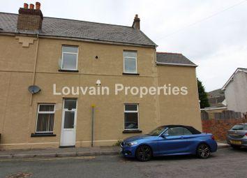 Thumbnail 3 bed end terrace house for sale in Marine Street, Cwm, (House), Ebbw Vale, Blaenau Gwent.