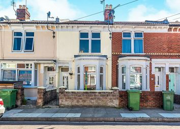 Thumbnail 3 bed terraced house for sale in Beaulieu Road, Portsmouth
