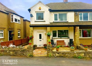 Thumbnail 4 bed semi-detached house for sale in Rowgate, Kirkby Stephen, Cumbria