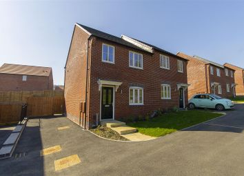 3 bed semi-detached house for sale in Curzon Park, Wingerworth, Chesterfield S42