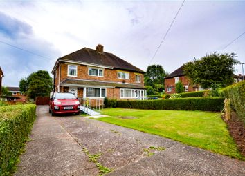 Thumbnail 3 bed semi-detached house for sale in Ferrers Road, Bolehall, Tamworth, Staffordshire