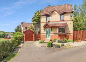 Thumbnail 3 bed detached house for sale in Galloway Crescent, Broxburn