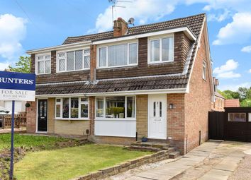 Thumbnail 3 bed semi-detached house for sale in Greenlea Fold, Yeadon, Leeds