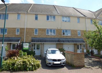 Thumbnail 5 bed town house for sale in Foster Road, Sugar Way, Peterborough, Cambridgeshire