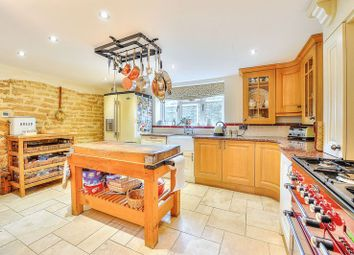 Thumbnail 4 bedroom detached house for sale in Harringworth Road, Gretton, Corby