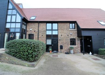 Thumbnail 2 bed terraced house for sale in Dovecote Barns, Vellacott Close, Purfleet