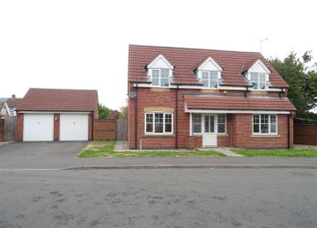 Thumbnail 3 bed detached house for sale in Spencer View, Ellistown, Leicestershire