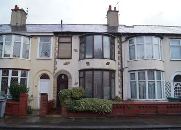 Thumbnail 3 bed terraced house to rent in Lindsey Avenue, Blackpool