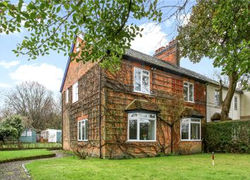 4 bed semi-detached house for sale in Brick Hill, Chobham, Woking, Surrey GU24