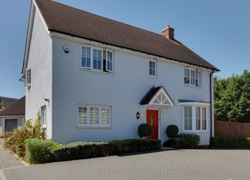 Thumbnail 3 bed detached house for sale in Saffron Way, Little Canfield, Dunmow