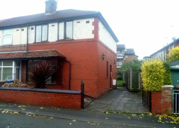 Thumbnail 3 bed end terrace house to rent in The Avenue, Salford