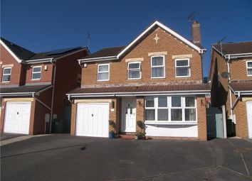 Thumbnail 4 bedroom detached house for sale in Beeley Close, Belper