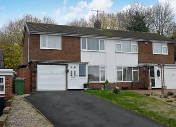 Thumbnail 3 bed semi-detached house for sale in Bostock Crescent, Aqueduct, Telford, Shropshire.