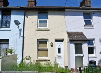 Thumbnail 2 bedroom terraced house to rent in Whitfeld Road, Ashford