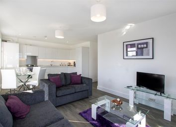 Thumbnail 1 bed flat for sale in Stabler Way, Poole