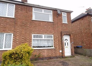 3 bed semi-detached house for sale in Westfield Road, Hinckley LE10