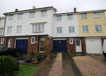 Thumbnail 4 bed terraced house for sale in Trematon Drive, Ivybridge