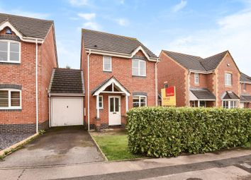 Thumbnail 3 bed detached house for sale in Harebell Drive, Thatcham