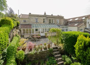Thumbnail 4 bedroom end terrace house for sale in Primrose Hill, Weston Park East, Bath