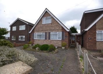 Thumbnail 2 bed semi-detached bungalow for sale in Frinton Road, Holland-On-Sea, Clacton-On-Sea
