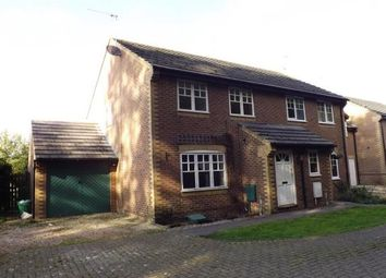 Thumbnail 3 bedroom property to rent in Dunsford Close, Swindon