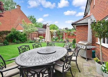 Thumbnail 5 bed detached house for sale in Hanson Drive, Maidstone, Kent