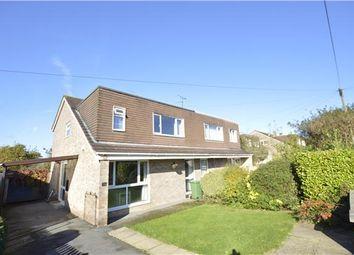 Thumbnail 3 bed semi-detached house for sale in St. Annes Drive, Coalpit Heath, Bristol