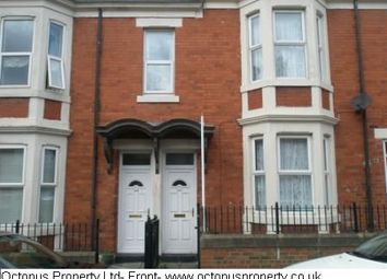 Thumbnail 3 bed flat to rent in Fairholm Road, Newcastle Upon Tyne