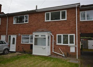 Thumbnail 2 bedroom terraced house for sale in Oatmill Close, Darlaston, Wednesbury