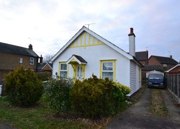 Thumbnail 2 bed bungalow to rent in Devonshire Road, Southminster
