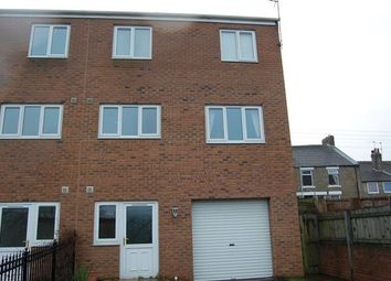 Thumbnail 3 bed semi-detached house to rent in High Hope Street, Crook