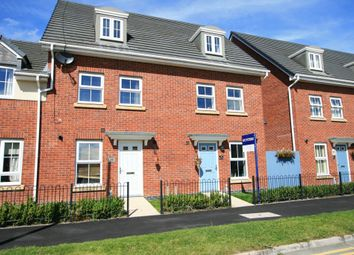 Thumbnail 3 bed semi-detached house for sale in Moran Drive, Warrington