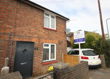 Thumbnail 2 bed end terrace house for sale in Church Road, Paddock Wood, Tonbridge