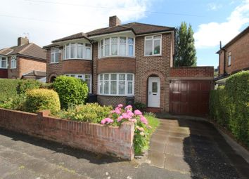 Thumbnail 3 bed semi-detached house for sale in Heath Way, Hodge Hill, Birmingham