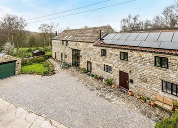 Thumbnail 6 bed barn conversion for sale in Smelthouses, Harrogate
