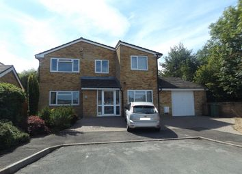 Thumbnail 4 bed detached house for sale in Dunraven Court, Hendredenny, Caerphilly