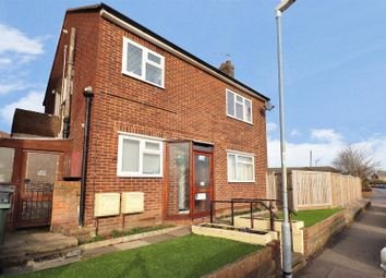 Thumbnail 2 bed maisonette for sale in Knockhall Road, Greenhithe