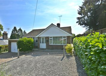 Thumbnail 3 bed detached bungalow for sale in Old Hillside Road, Winchester, Hampshire