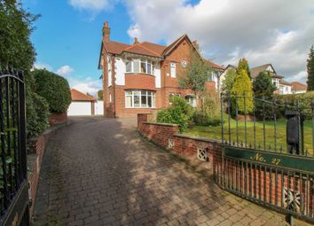 Thumbnail 5 bedroom detached house for sale in Broadway, Bramhall, Stockport
