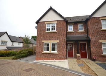 Thumbnail 3 bed semi-detached house for sale in Mabel Wood Close, Great Clifton, Workington