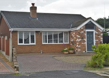 Thumbnail 4 bed detached bungalow for sale in Pennine Drive, Selston, Nottingham
