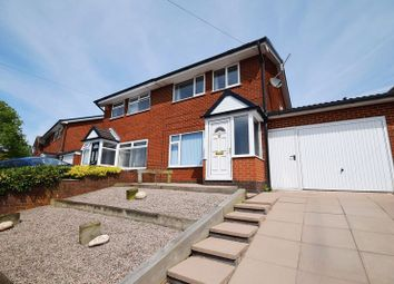 Thumbnail 2 bed semi-detached house for sale in Eros Crescent, Birches Head, Stoke-On-Trent