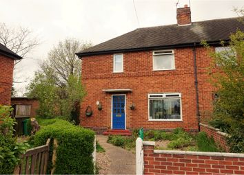 Thumbnail 3 bed semi-detached house for sale in Whitemoss Close, Nottingham
