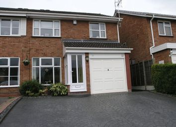 Thumbnail 3 bed semi-detached house for sale in Oxenton Croft, Hayley Green, Halesowen