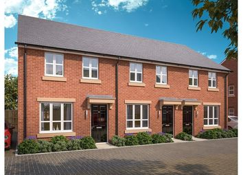 Thumbnail 2 bed terraced house for sale in Plot 81, The Highclere, Newbury Racecourse, Farrier Street, Newbury, Berkshire