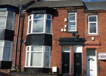 Thumbnail 2 bedroom flat to rent in Hudson Road, Sunderland