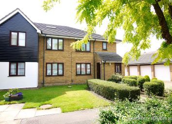 Thumbnail 2 bedroom flat for sale in Kelman Close, Cheshunt, Waltham Cross
