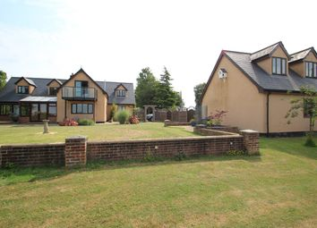 Thumbnail 5 bed detached house for sale in Redhill Road, Aldham, Ipswich
