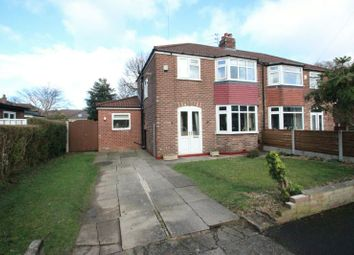 Thumbnail 3 bed semi-detached house for sale in Newlyn Drive, Sale